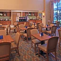 Restaurant Hampton Inn  Suites Orlando International Drive North FL Fotos