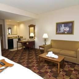 Suite Hampton Inn  Suites Orlando International Drive North FL Fotos