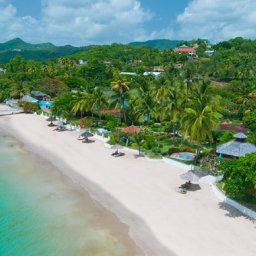Vue Sandals Halcyon Beach St. Lucia Fotos