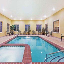 Pool La Quinta Inn & Suites Houston Clay Road Fotos