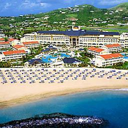 Exterior view St. Kitts Marriott Resort & The Royal Beach Casino Fotos