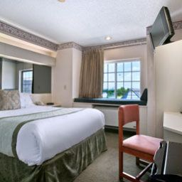 Camera Microtel Inn & Suites by Wyndham Lincoln Fotos