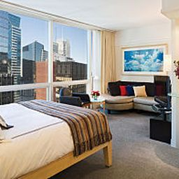 Chambre The Premier Times Square Fotos