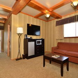 Habitación Quality Inn & Suites Seattle Center Fotos