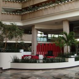 Hall Radisson Paraiso Hotel Mexico City Fotos