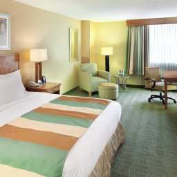 Room DoubleTree by Hilton Richmond Downtown Fotos