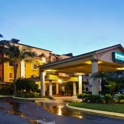 Фасад Staybridge Suites NAPLES-GULF COAST Fotos