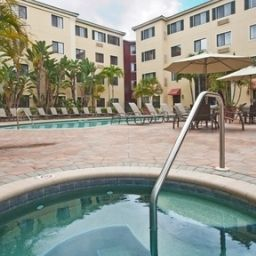 Бассейн Staybridge Suites NAPLES-GULF COAST Fotos