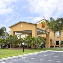 Exterior view Super 8 Daytona Beach Fotos