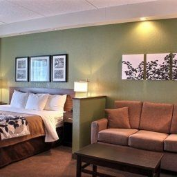 Camera Sleep Inn & Suites Buffalo Airport Fotos
