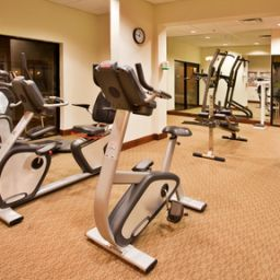 Wellness/fitness area Holiday Inn MAIN GATE EAST Fotos