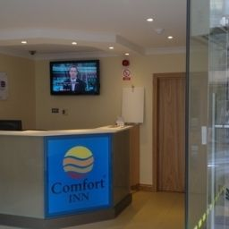 Hall Comfort Inn Hyde Park Fotos