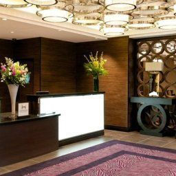Halle DoubleTree by Hilton London Victoria Fotos