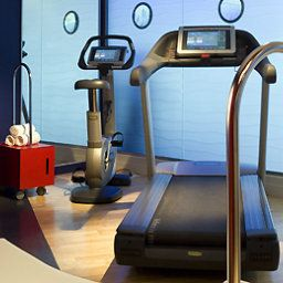 Wellness/fitness area Pullman Paris Charles De Gaulle Airport Fotos