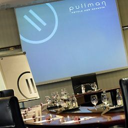 Conference room Pullman Paris Charles De Gaulle Airport Fotos