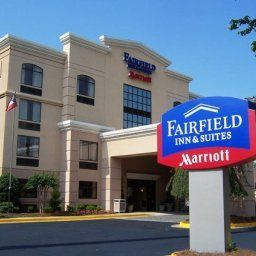 Vista exterior Fairfield Inn & Suites Atlanta Airport South/Sullivan Road Fotos