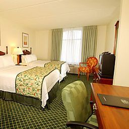 Habitación Fairfield Inn & Suites Atlanta Airport South/Sullivan Road Fotos