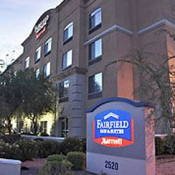 Фасад Fairfield Inn & Suites Phoenix Midtown Fotos