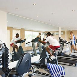 Wellness/fitness Mercure Grand Hotel Doha City Centre Fotos