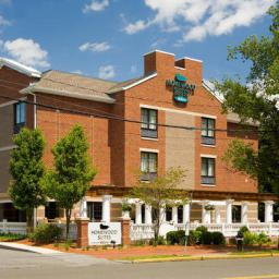 Vue extérieure Homewood Suites by Hilton BostonCambridgeArlington MA Fotos
