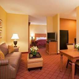 Chambre Homewood Suites by Hilton BostonCambridgeArlington MA Fotos