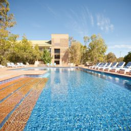 Pool Doubletree by Hilton hotel Alice Springs Fotos