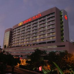 Exterior view Crowne Plaza PANAMA Fotos