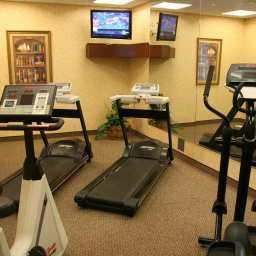 Wellness/Fitness Hampton Inn BostonCambridge Fotos