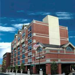 Vista exterior Hampton Inn BostonCambridge Fotos