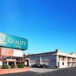Vue extrieure Quality Inn Gloucester City Fotos