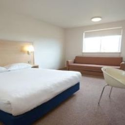 Chambre TRAVELODGE AYR Fotos
