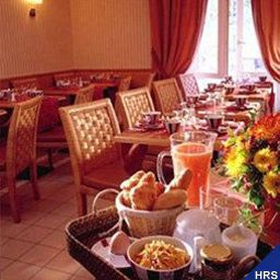 Breakfast room within restaurant BW Royal Saint Michel Fotos