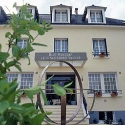 Exterior view Best Western Vinci Loire Valley Fotos