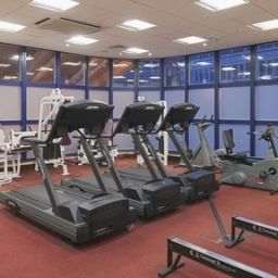 Wellness/fitness area Crowne Plaza CHESTER Fotos