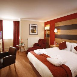 Chambre Crowne Plaza CHESTER Fotos