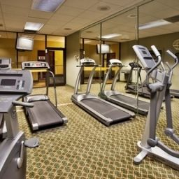 Wellness/fitness Holiday Inn Express ATLANTA AIRPORT-COLLEGE PARK Fotos
