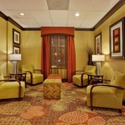 Vista all'interno Holiday Inn Express ATLANTA AIRPORT-COLLEGE PARK Fotos