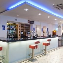 Bar Holiday Inn Express NEWCASTLE CITY CENTRE Fotos