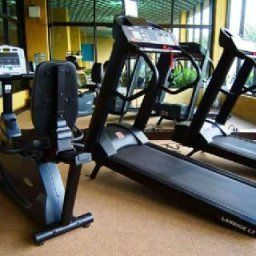 Sala fitness Crowne Plaza Suites HOUSTON - NEAR SUGAR LAND Fotos
