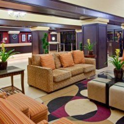 Hala Crowne Plaza Suites HOUSTON - NEAR SUGAR LAND Fotos