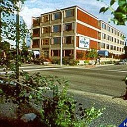 Voyager Hotel Anchorage