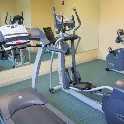 Wellness/Fitness La Quinta Inn & Suites Plantation at SW 6th St Fotos