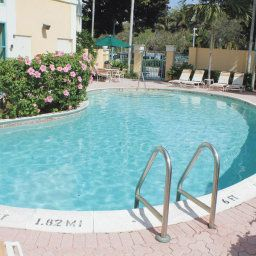 Pool La Quinta Inn & Suites Plantation at SW 6th St Fotos