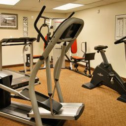 Wellness/Fitness Ramada Anchorage Downtown Fotos
