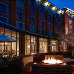 Vista exterior The Chattanoogan Hotel Fotos