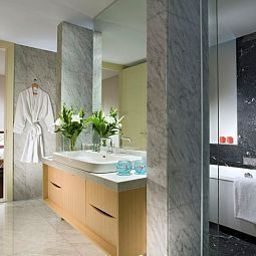 Bathroom Ascott Raffles Place Singapore Fotos