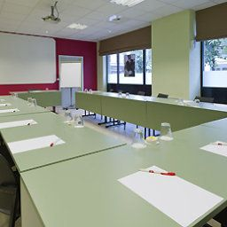 Conference room ibis Brussels Centre Gare Midi Fotos