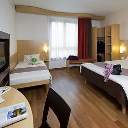 Room ibis Brussels Centre Gare Midi Fotos