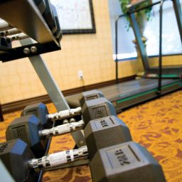 Wellness/Fitness Sunset Inn and Suites Fotos