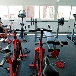 Wellness/fitness area Benidorm Centre Fotos